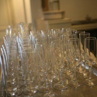 Wijnen en schuimwijnen