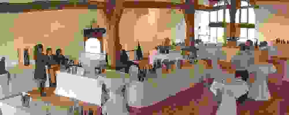 trouwfeest Herk-de-Stad - Een unieke locatie voor een trouwfeest niet ver uit de buurt van Herk-de-Stad - De Waterhoek
